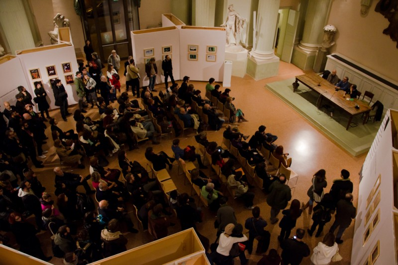 012-19nov_inaugurazionePrimeVisioni@Accademia_RosaLacavalla02