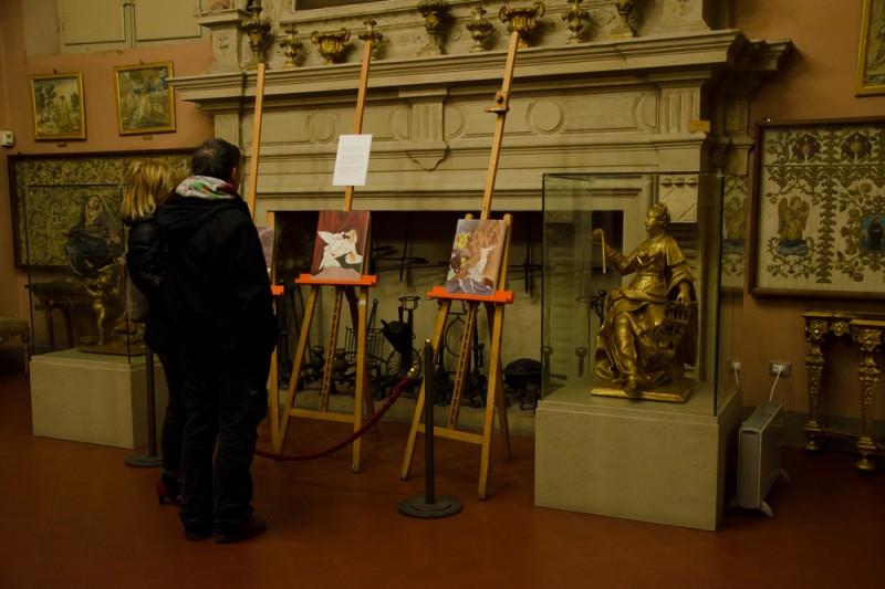 022-20nov_Inaugurazione_Preteseille@MuseoBargellini_RosaLacavalla02