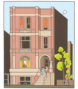 Chris Ware_home