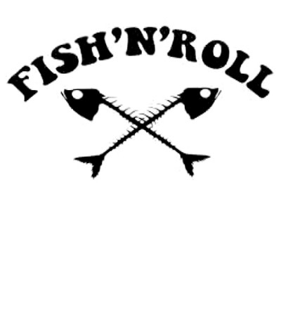 FISH N ROLL LOGO